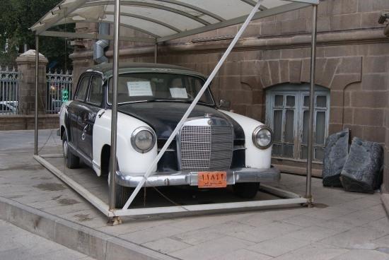 تاکسرانی قدیم تهران